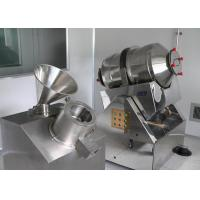 Quality Two dimension Movement Powder Small Mixing Machine Stainless Steel for sale