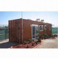 Wholesale Container villas, heat and sound insulation, waterproof and fire-proof from china suppliers