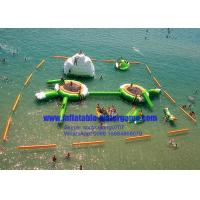 Wholesale Ultimate Inflatable Floating Water Park from china suppliers