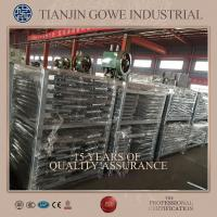 Wholesale Gowe custom HDG Q345 Ring Lock Scaffolding System Base Collar from china suppliers