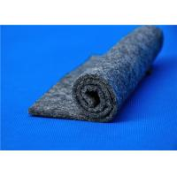 Wholesale Dark/Light Grey Non Woven Polyester Felt Industrial Felt By The Yard 4mm Thick from china suppliers