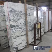 Buy cheap Arabescato Corchia White Marble Slab from wholesalers