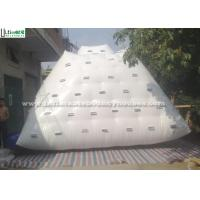 Wholesale White Water Iceberg Inflatable Water Toy For Floating Water Equipments from china suppliers