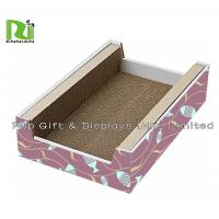 Buy cheap Corrugated Cardboard Furniture Indoor Cat House Cardboard Cat Scratcher from wholesalers