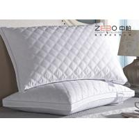 Wholesale SPA / Hospital / Hotel Comfort Pillows Skin Friendly OEM / ODM Available 1200g from china suppliers