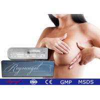 Wholesale Non Surgical Skin Tightening Reyoungel Dermal Filler Hyaluronic Acid Breast Injections from china suppliers