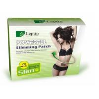 Wholesale 100% Original Leptin Powerful Safe Weight Loss Slimming Patches For Abdomen Obesity from china suppliers