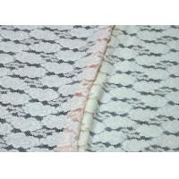 Wholesale Elegant Colored Breathable Brushed Jacquard Lace Fabric For Women from china suppliers