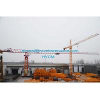 Wholesale High PT8025 Less Head Top Flat Crane Tower 24 tons Large Load from china suppliers