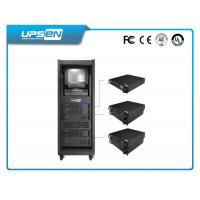 Wholesale 3KVA / 6KVA PWM IGBT Rack Mountable UPS Double Conversion Online UPS PF 0.7 / 0.8 from china suppliers