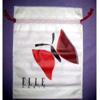 Wholesale White Drawstring Plastic Bags from china suppliers