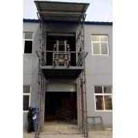 Wholesale Simplicity Decoration Residential Freight Elevator / Exterior Elevator Lift from china suppliers