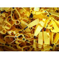 Buy cheap OEM Injection Molded Plastic Glove Hanger Clips For Safety Working from wholesalers