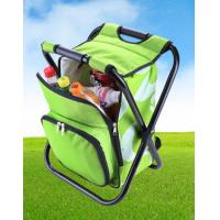 Wholesale Hot-selling high quality Folding chair Ice bag Cooler bag insulated cooler with Chair from china suppliers