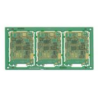 Wholesale Custom FR4 Double Sided Rigid Printed Circuit Board 8 Layer PCB (2+4+2) For automobile from china suppliers