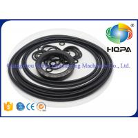 Wholesale Weathering Resistance Industrial Oil Seal Kit For Komatsu PC200-5 , Black Color from china suppliers
