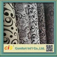Wholesale 145cm Wide Funitures Sofa Upholstery Fabric ,  Flock Velvet Upholstery Fabric from china suppliers