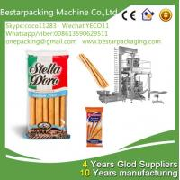 Wholesale High speed packaging machine with multi heads weigher for food bread sticks ,breadsticks filling machine from china suppliers