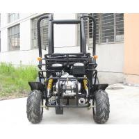 Wholesale 110cc Small Size Motorized Go Karts , Adult Go Kart Automatic Clutch 3 Speed With Reverse from china suppliers