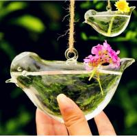 Wholesale Handblown glass pendants,handblown glass hanging vases,DJ-10007 from china suppliers