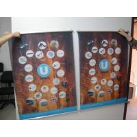 Wholesale Large Format Hanging Digital Fabric Banners Printing Colored For UV Printing from china suppliers