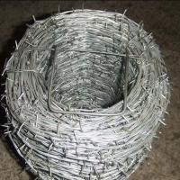 Wholesale PVC Coated  Roll Barbed Wire In Roll For Industry,Agriculture from china suppliers