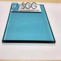 Wholesale Ford Blue Laminated Glass Price 8.38mm 10.38mm 12.38mm from china suppliers