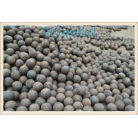 Wholesale Wear resistant dia 80 mm forged steel grinding media balls for mining from china suppliers