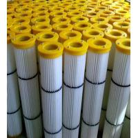 Buy cheap dust filter cartridge&dust collector cartridge filters from wholesalers