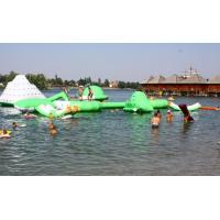 Wholesale Commercial Inflatable Water Park /  Floating Water Playground For Adults Or Children from china suppliers