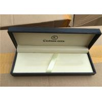 Wholesale Fancy Cardboard Pen Packaging Box With Lid For Stationery , SGS Standard from china suppliers