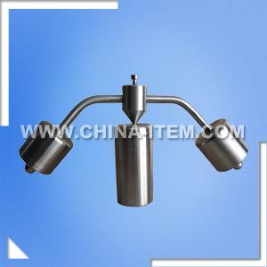 Wholesale DIN VDE 0620 Bild 36 - Kugeldruck-Prüfgerät from china suppliers
