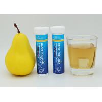 Wholesale Dispel Alcohol Pueraria  Hangover Relief Tablets , Grey Vitamin C Effervescent Tablets from china suppliers