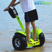 Wholesale Waterproof Lithium Battery Electric Scooter Two Wheel / Adult Electric Personal Vehicle from china suppliers