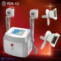 Wholesale Fat reduction Cryolipolysis freeze slimming machine with two Cryoli handles from china suppliers