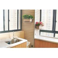 Wholesale Decorative Kitchen Wall Covering WPC Wall Cladding SGS Certification For Bathroom from china suppliers