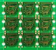 Wholesale 2 Layers 5mil Green Mask Custom Prototypes PCB Printed Circuit Board For Computing Machine from china suppliers