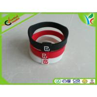 Wholesale Eco-friendly Silicone Energy Bracelet Power Warriors With Glittering Holograms from china suppliers