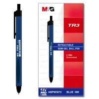 Wholesale Retractable Fine Point 0.7mm Gel Ballpoint Pen / good writing fine ballpoint pens from china suppliers