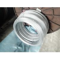 Wholesale ASTM A 475 BS 183 Galvanized Steel Wire Strand Earth Wire For Ground Support from china suppliers
