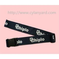 Wholesale Heavy duty polyester luggage belt with screen printed, from china suppliers