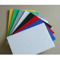 Wholesale SC Extruded Industrial Engineering Plastics , Assorted Colorful POM Sheet from china suppliers