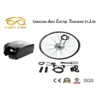 Wholesale 36V 350W E-Bicycle Wheel Motor Kit With Frog Type Lithium Battery from china suppliers