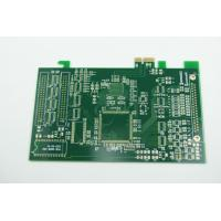 Wholesale 2.0mm multilayer FR4 PCB with ENIG surface finish with gold finger for computer application from china suppliers