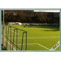 Quality Man - Made Fiber Beautiful Green Football Indoor Soccer Field Turf Artificial Synthetic Grass for sale