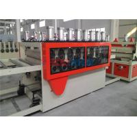 Wholesale 400kgh Wall Panel PVC Foam Board Machine Wood Foam Panel Wood Plastic Machine from china suppliers