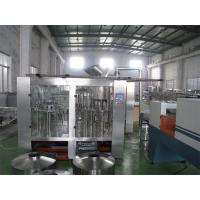 Wholesale PCL Control Bottle Beverage Filling Equipment For Milk / Fruit Juice / Beverage from china suppliers