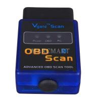 Wholesale Mini Vgate Scan Bluetooth Obdii Diagnostic Interface V1.5 Elm327 Wireless from china suppliers