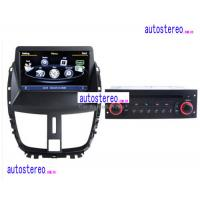 "Wholesale Bluetooth 6.2"" Multimedia Sat Nav Autoradio for Peugeot 307 2002 - 2010 from china suppliers"