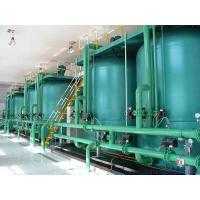 Buy cheap Automatic PLC Control Stainless steel RO / MBR Wastewater Treatment Plant 1-200T from wholesalers